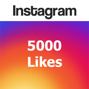 Buy 5000 Likes on Instagram